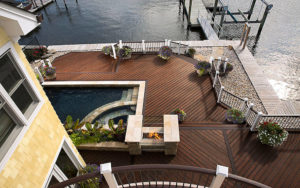 deck builder northville michigan, best deck builder, deck builder near me, trex pro platinum, trex transend